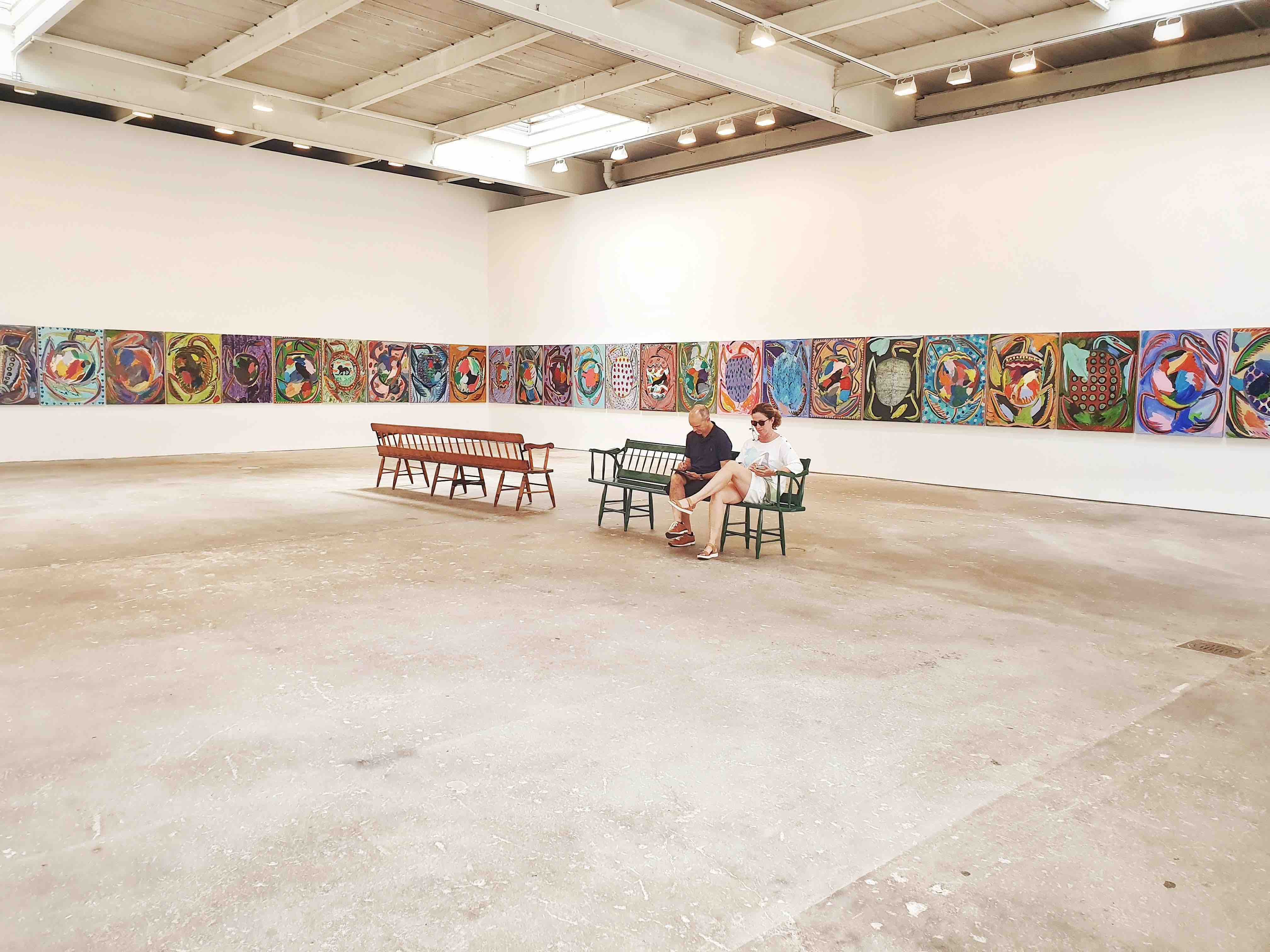 David Zwirner Gallery New York